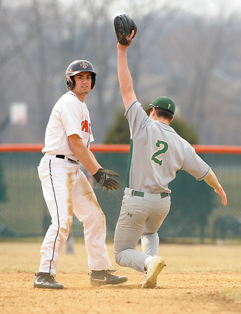 St. Charles East baseball vs. Fremd