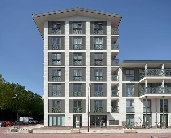 Mi Oso. Woonwijk in de Bijlmer. Geurst&Schulze.