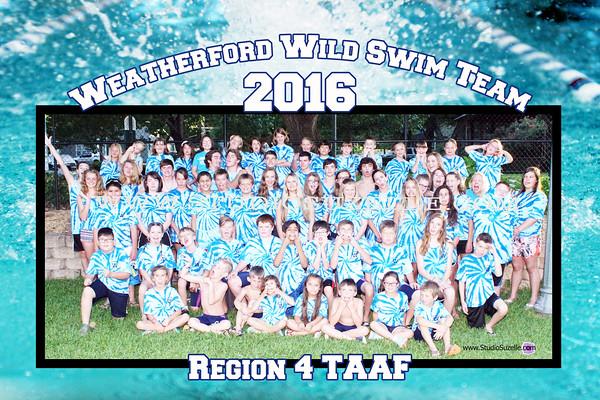 2016 Swim Season