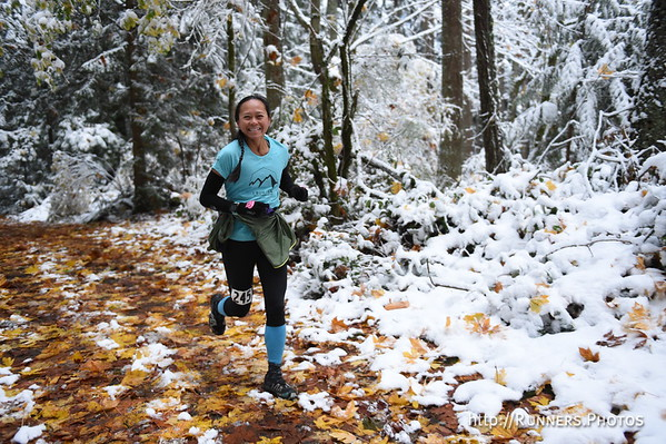 Bellingham Trail Marathon Nov 4th, 2017
