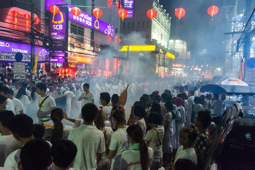 Phuket Vegetarian Festival, Thailand