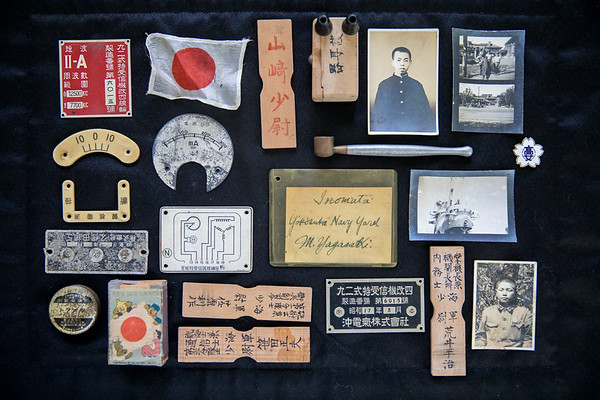 Pop's WW2 Memorabilia