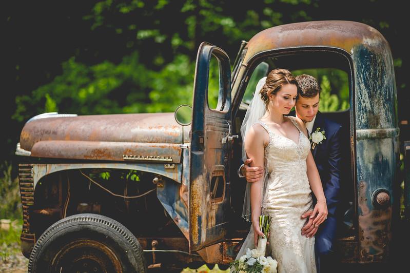 Mr. & Mrs. McHenry l Rivercrest Farm Wedding