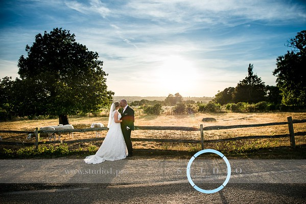 Julie & Tom - GAYNES PARK