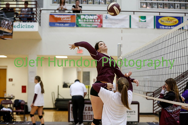 UGHS Volleyball playoffs