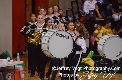 02-02-2013 MCPS Poms Championship Poolesville HS at Richard Montgomery HS Division 2, Photos by Jeffrey Vogt Photography