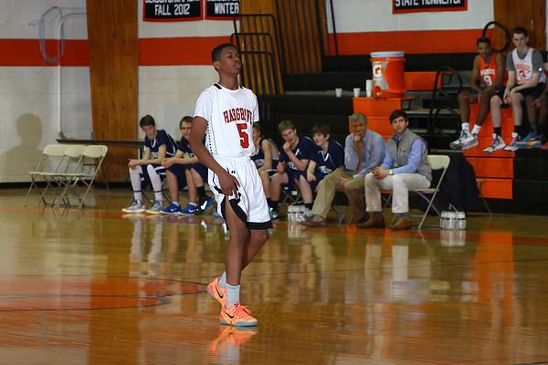 JV Basketball v Covenant School