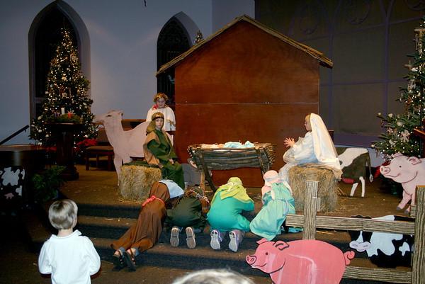 Bellevue Presbyterian Church Festivities