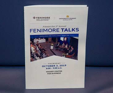 2019_10_03 Fenimore Talks