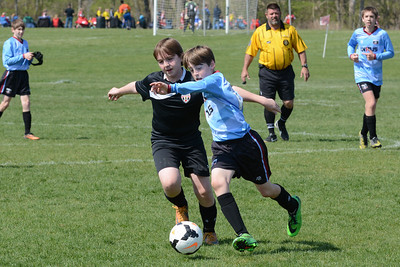 2014 Nike Cup -  Blue Game 1