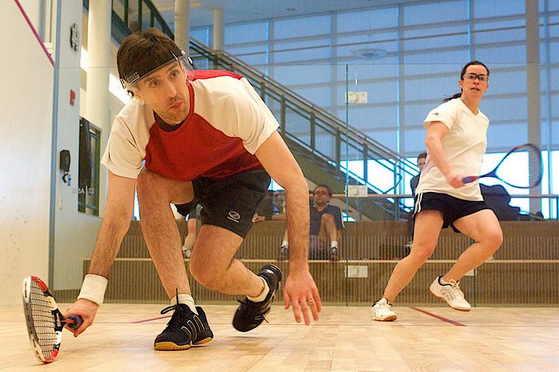 2009 Spirits of Squash vs. Deerfield Club