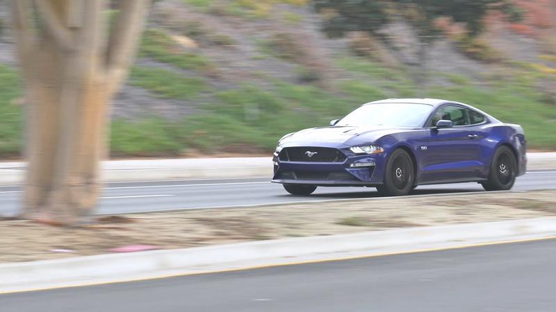 2018 Ford Mustang GT Premium Fastback Driving Reel