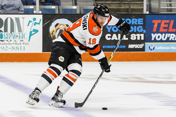 10/15/16 Komets vs. Quad City