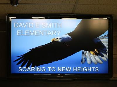 Smith Elementary  Birthday Celebration