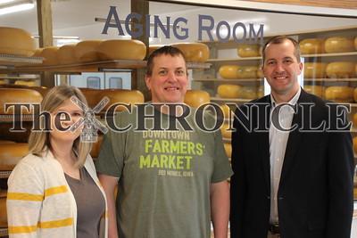 Iowa Secretary of Ag visits Frisian Farms
