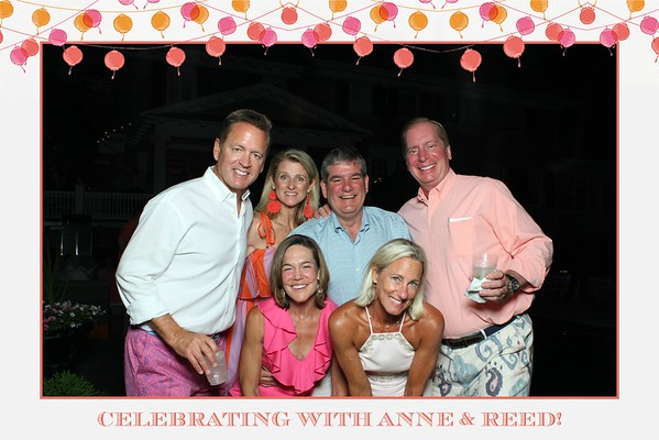 6.16.18 Celebrating w/ Anne & Reed