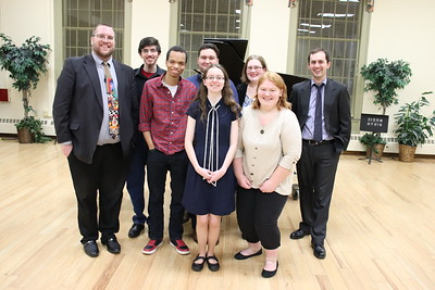 Faculty, Staff, and Student College Recital 2019