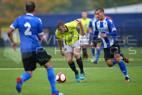 Worksop v Chester (2nd Round Qualifying) 03 - 10 - 20