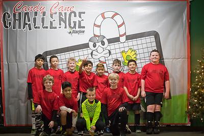 2017.12.09 - Devils Soccer (Candy Cane Challenge)