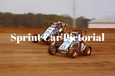 Attica 06-18-03 USAC Midgets