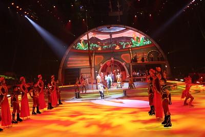 Ringling Bros. and Barnum & Bailey Circus - SAP Center, San Jose, California