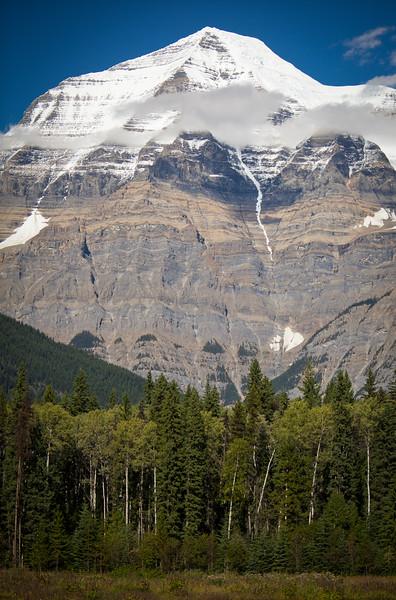 Mount Robson Area