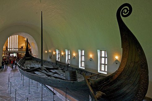 Oslo's Viking Ship Museum