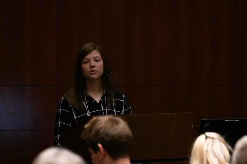LOTS Presentations in Tucker Student Center