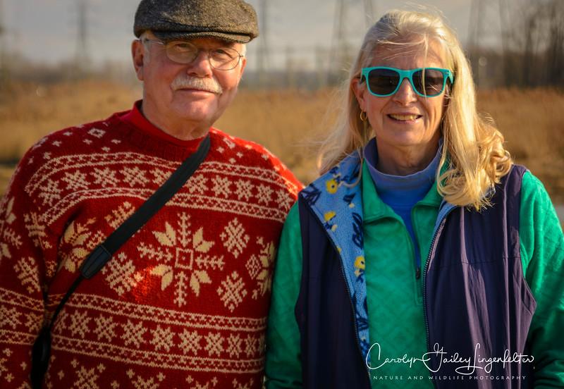 Carol and Dan, February 23, 2017