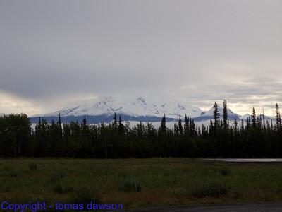 Day 27 - Copper River Valley to Dawson City