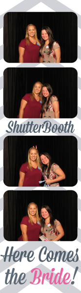 Curtained Photo Booth- Strip Photos