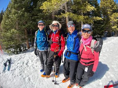 March 19 Doug ski tour