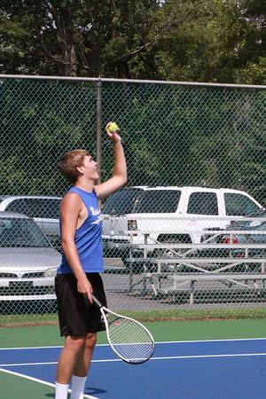 YMCA Tennis Camp