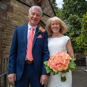 Debbie and Mike Wedding Week August 2020