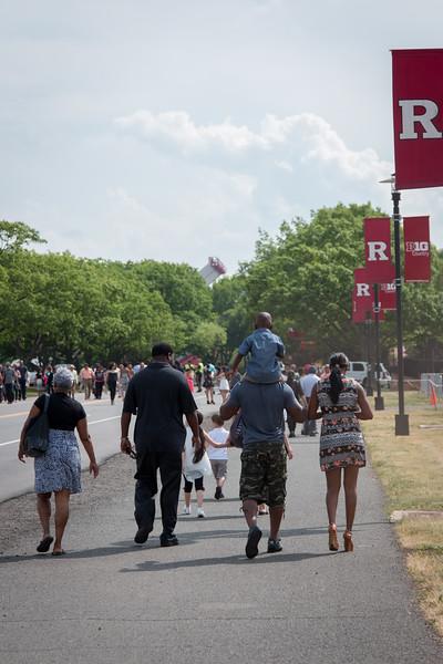 Rutgers University 2015