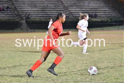 v Girls Soccer (vs lincoln)