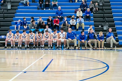 DHS Boys Basketball 02-08-2020