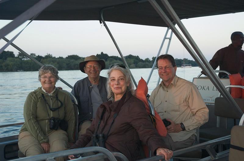 Zambezi River - Leslie Rowley