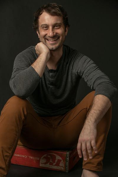 Mike Vittale Portrait