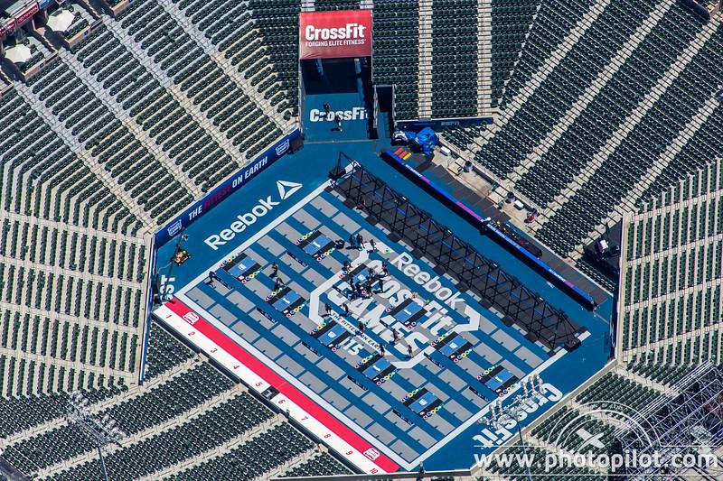 The 2015 Reebok CrossFit Games