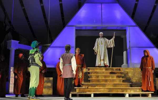 Opera Naples 2009-2010