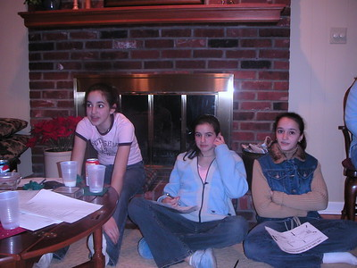 GOYA Fellowship - January 13, 2003