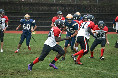 2012 Junior Boys Football