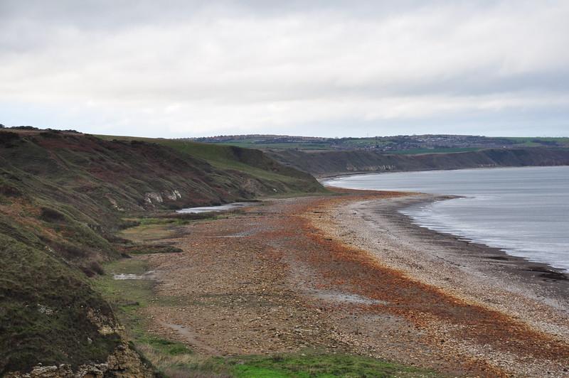 Beach Blackhall Rocks Durham Heritage Coast - Richard Cowen.JPG