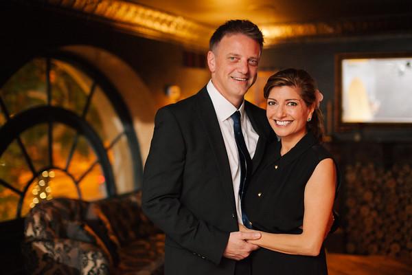 Lori & Jim Reception