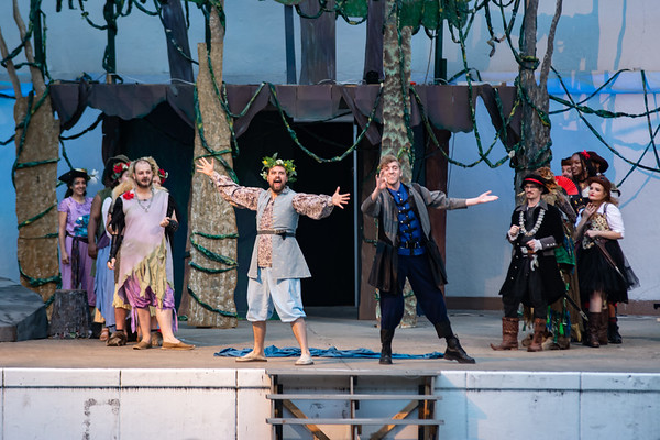 Rochester Community Players - The Tempest