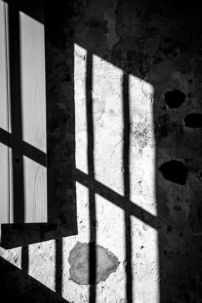 Castillo de San Marcos Interior Window