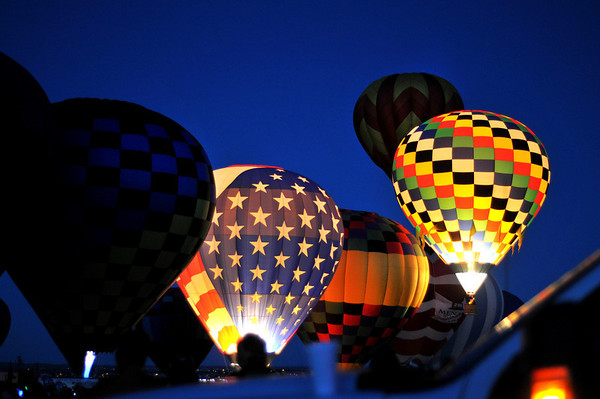 International Balloon Fiesta, Albuquerque