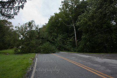08-28-2011, Storm Damage, Hurricane Irene,