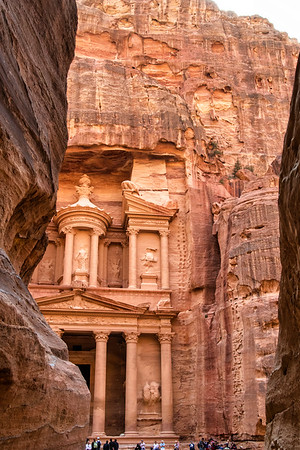 Apr 2019 - Petra, Wadi Rum (public)